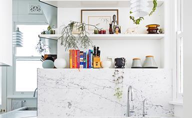 Kitchen profile: Darlinghurst apartment kitchen