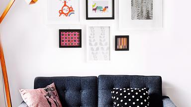 3 tips for hanging artwork