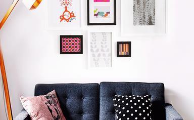 3 tips for hanging artwork