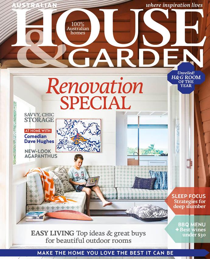"For all the winners and judges' comments check out the special Top 50 Rooms feature in the November edition of *Australian House & Garden* magazine, [on sale 5 October](https://www.magshop.com.au/australian-house-and-garden/|target=""_blank"")."