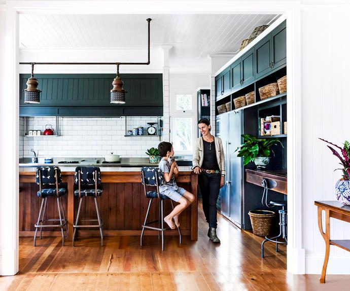 Queenslander renovation