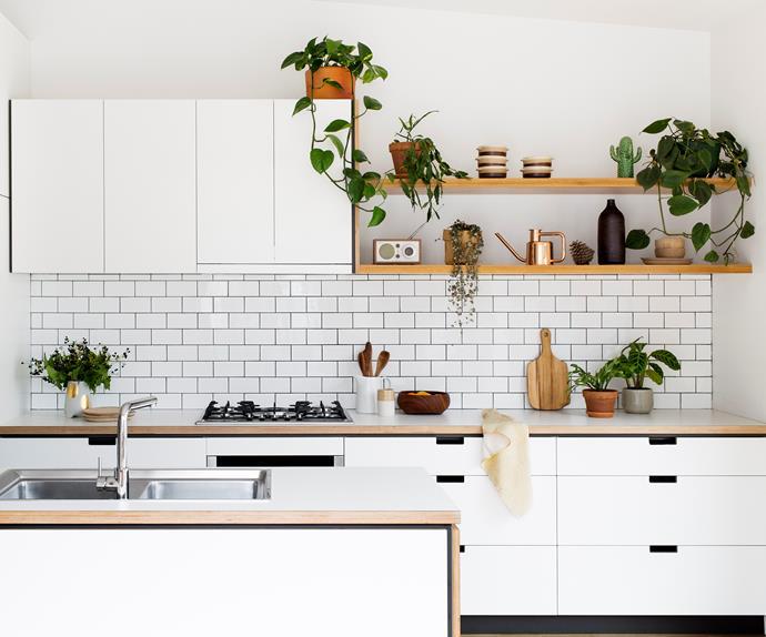 Contemporary kitchen design Melbourne