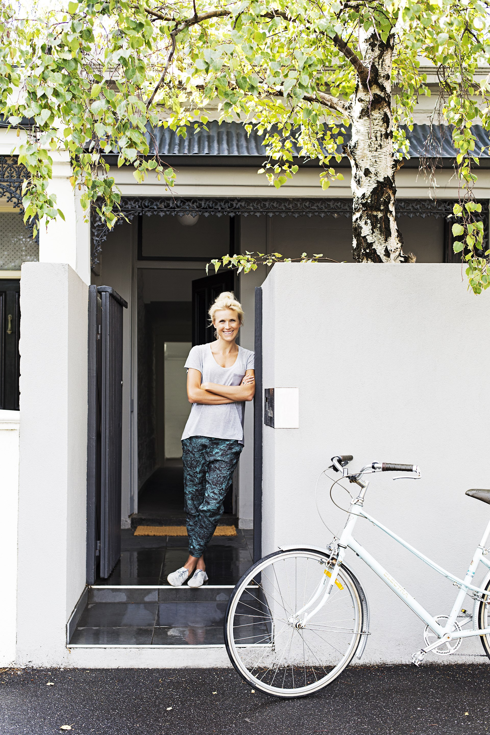 Clever renovations, carried out by the previous owners of this [inner-city terrace in South Melbourne](http://www.homestolove.com.au/gallery-georgias-light-filled-melbourne-terrace-2242) have ensured every room is flooded with natural daylight. Photo: Martina Gemmola / real living