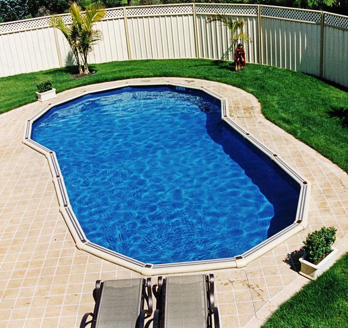 "Palm Cove modular, freshwater keyhole pool kit from [Sterns Playland](http://www.sternsplayland.com.au/|target=""_blank"")."