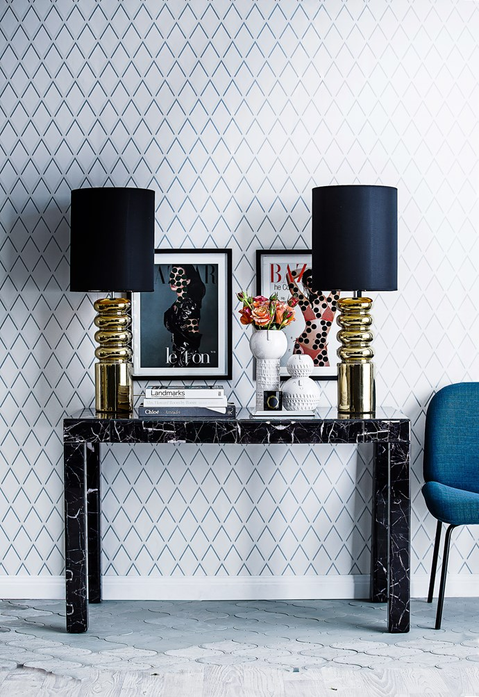 **3. Total symmetry** **PROS** Nothing brings harmony to an interior quite like symmetry. Be it a pair of lamps, chairs, side tables or artworks, things just look great in twos. Even those who lack decorating nous can feel confident in employing this chic styling trick. **CONS** On the other hand, it can be a bit boring, formal, stiff, or even uptight. And it limits decorating possibilities.