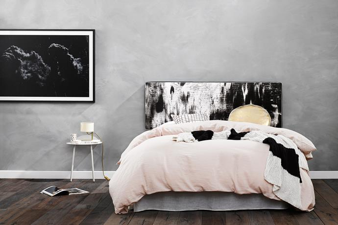"A gorgeous example of an [inspirational, balanced bedroom.](http://www.homestolove.com.au/6-stylish-bedhead-designs-2303|target=""_blank"")."