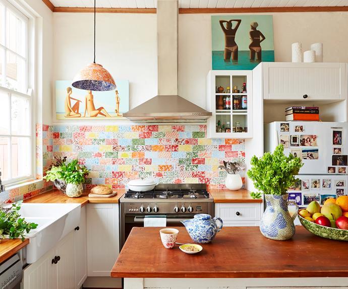 Samantha Robinson kitchen