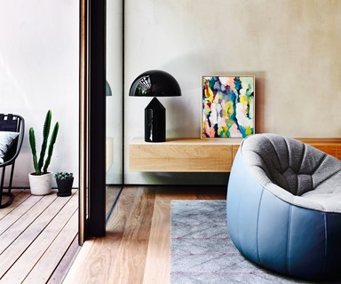 A compact yet spacious modern Melbourne home
