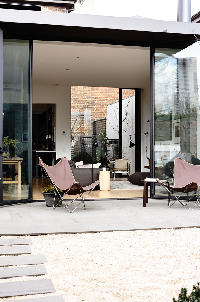 """Butterfly **chairs** from [Angelucci 20th Century](http://angelucci.net.au?utm_campaign=supplier/