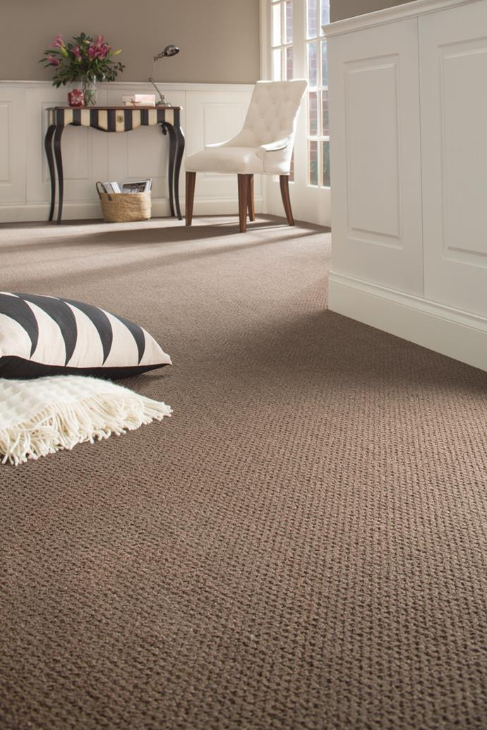 "**Brease Kohilo** This solution-dyed nylon carpet has been designed with asthma and allergies in mind. It is antimicrobial and treated with Active Care, a salt-based treatment that absorbs and breaks down common odours. Exclusive to Choices Flooring. From $42/m² (supply only); [choicesflooring.com.au](http://www.choicesflooring.com.au/?utm_campaign=supplier/|target=""_blank"")."
