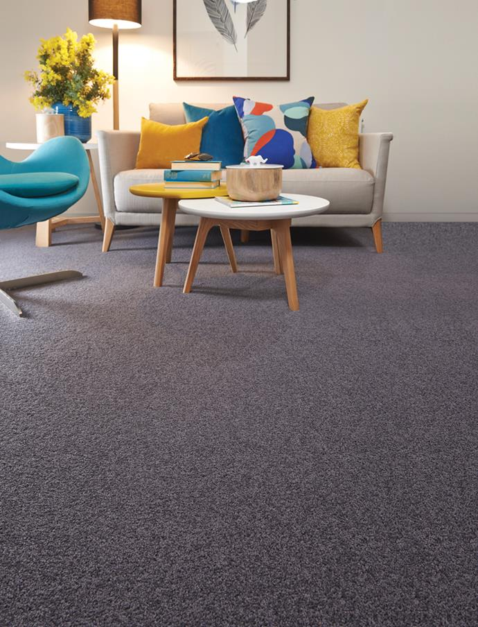 "**Hycraft Bellavista II** Family-friendly and suitable for the amount of foot traffic produced by the average family household, this pure wool twist-pile carpet offers a natural alternative to solution-dyed nylon. From $46/m² (supply only); [choicesflooring.com.au](http://www.choicesflooring.com.au/?utm_campaign=supplier/|target=""_blank"")."