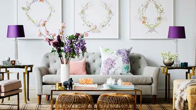 Fresh and pretty spring decorating ideas