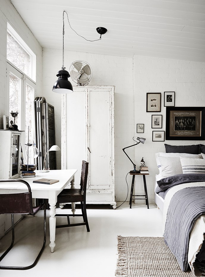 The White Room in Fitzroy is a private studio located in a converted factory. Photo: Lisa Cohen Photography