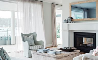 A Sydney family's Hamptons-style beachfront sanctuary