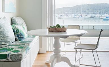 Luxurious Hamptons-style beach house renovation