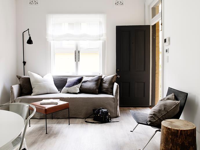 The Rockwall apartment by Pamela Makin. Photo: Prue Ruscoe