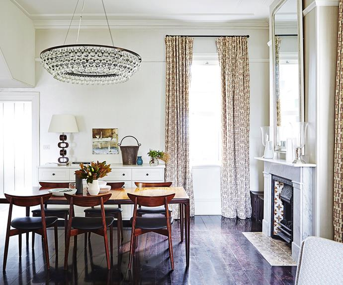 Sarah and Anthony's grand Inner West terrace restoration