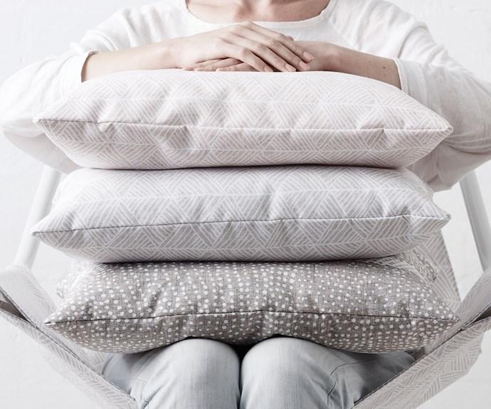 Willie Weston cushion designs