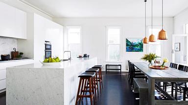 Kitchen renovation: Generous spirit