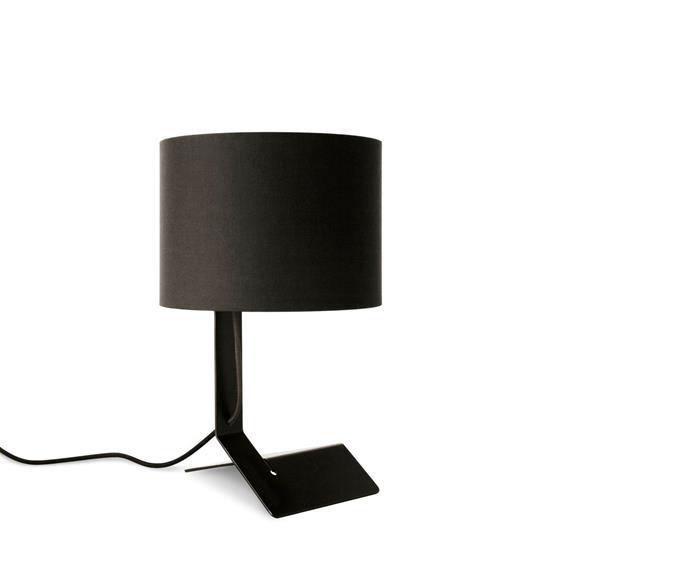 "Bender Table Lamp, $329 from [Blu Dot](http://www.bludot.com.au/?utm_campaign=supplier/|target=""_blank"")."