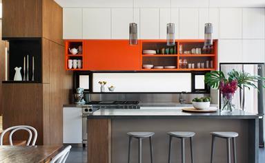 Kitchen renovation: Colour pop!