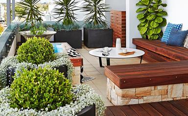 The ultimate garden balcony