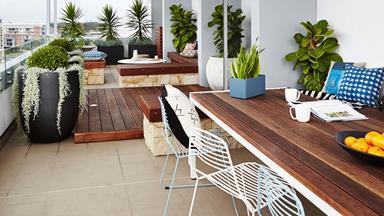 The ultimate balcony garden