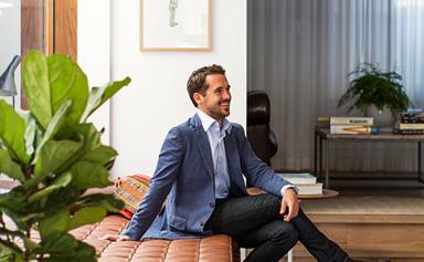 Interior Style Q&A: Designer Jeremy Bull