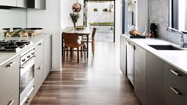 quality kitchen flooring timber versus laminate flooring which is better 1697
