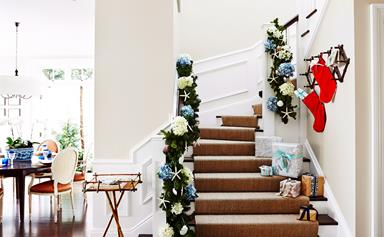 How to dress up your home for Christmas