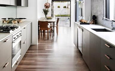 Timber versus laminate flooring