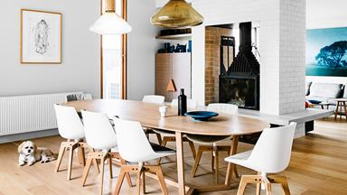 Dining spaces made for entertaining