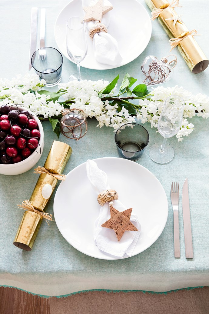 """Faux floral sprays from [Florabelle](http://www.florabelle.com.au/?utm_campaign=supplier/