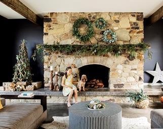 stone fireplace surrounds