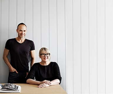 Architects at home: Steven and Carole Whiting