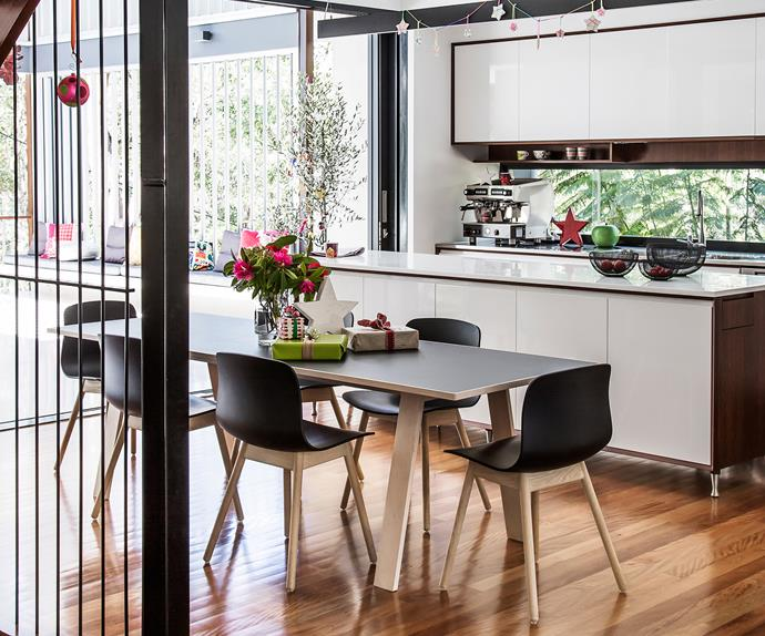 renovated Modernist home