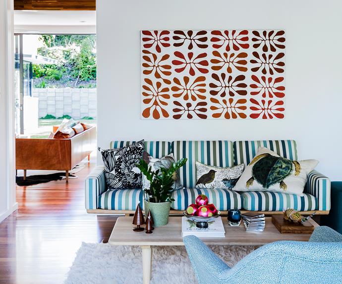 modernist Brisbane home