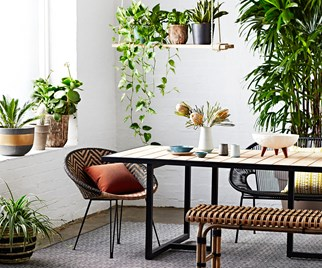 Indoor outdoor room