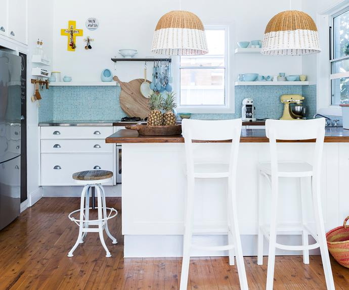coastal kitchen inspiration