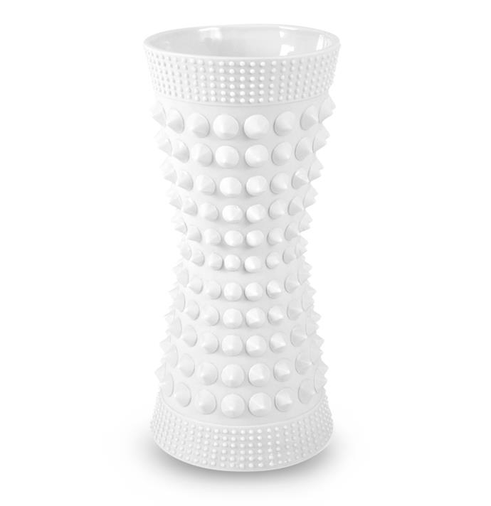 "Jonathan Adler 'Charade' **vase**, $145, from [Coco Republic](http://www.cocorepublic.com.au/|target=""_blank"")."