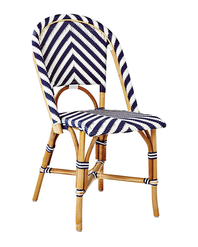 "If you've fallen for the Halcyon Hotel as hard as we have you can get the beachside look with the Barcelona **chair**, $299, [Lincoln Brooks](http://lincolnbrooks.com.au/|target=""_blank"")."