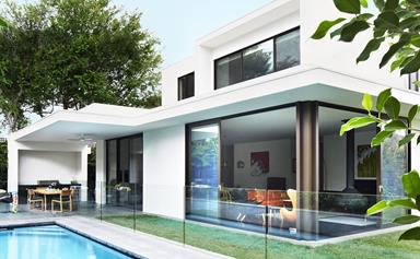 Kylie's contemporary home design