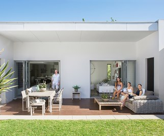 Perth new build family home