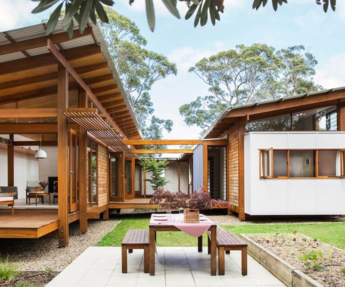 NSW coastal home celebrating Japanese and European design