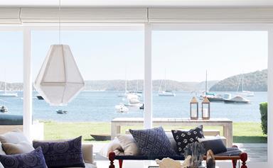 A luxury coastal home on Sydney's Northern Beaches