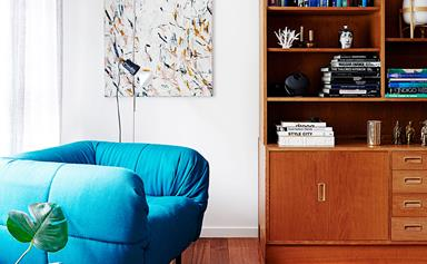 Interior designer Lauren Li's creative home renovation