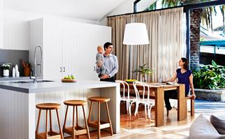Tonci and Rebecca Mardesic's Melbourne Home