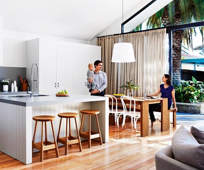 Tonci and Rebecca Mardesic's Melbourne Home