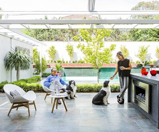 1920s Canberra outdoor room extension