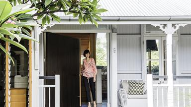 Brisbane workers cottage gets extensive makeover